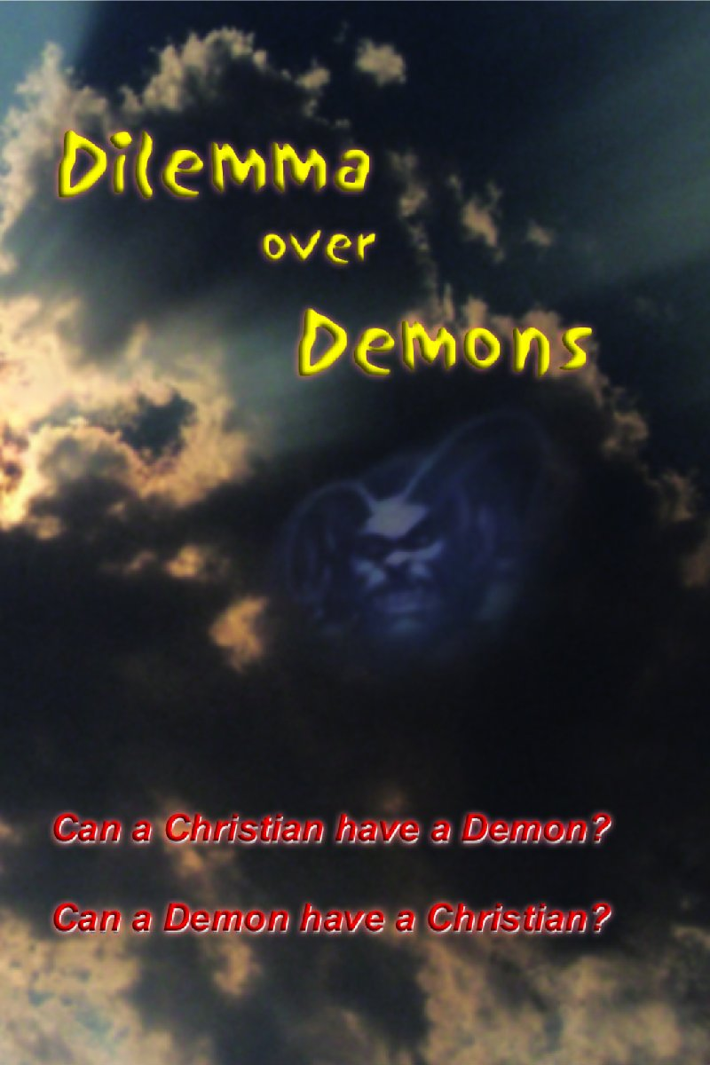 Dilemma Over Demons by Lorri MacGregor